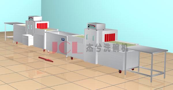 食堂节约型vwin德赢网官方流水线